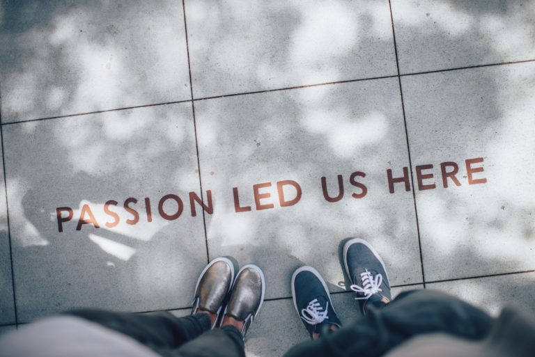 What is your passion? Where will it lead you?